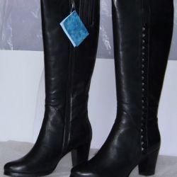 Winter 37-38-39-40 black boots Cavaletto