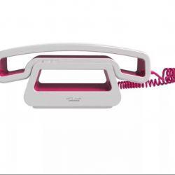 Telephone SwissVoice CH01 White / Pink