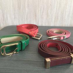 Women's belt 4pcs for 260r