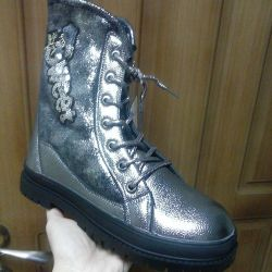 Winter boots 32.34, 35