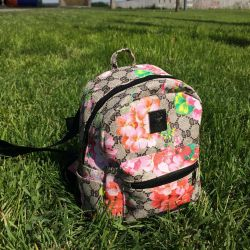 New backpack / new clothes