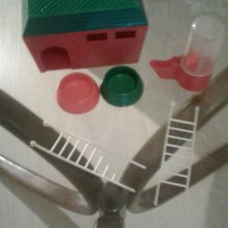 Accessories for small rodents