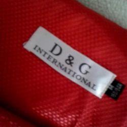 платье D q G