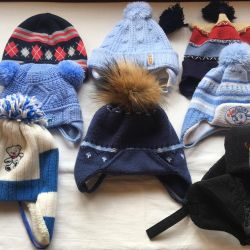 Winter hats 0+