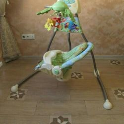 Electric swing Fisher Price Jungle for rent