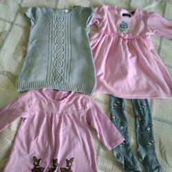 Clothing size 80-86