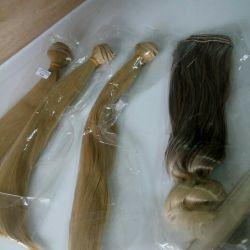 Трессы,волосы для кукол