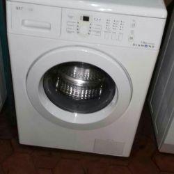 Bir çamaşır makinesi sat