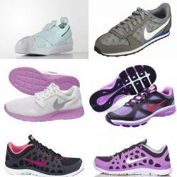 Кросівки Nike Adidas
