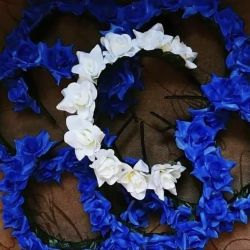 Wreaths for a bachelorette party