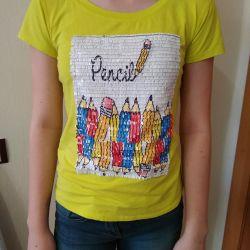 T-shirt for women, new