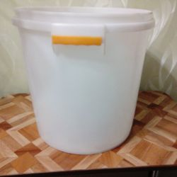 Tank for cold food products (45 l).