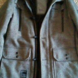 Стильне чоловіче пальто