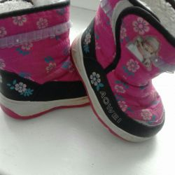 Demi boots for girl