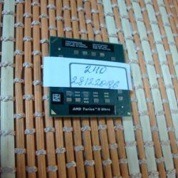 CPU for laptop S1 AMD Turion II Ultra M600