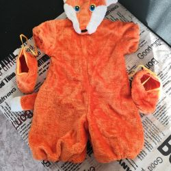 Costume Fox or Fox