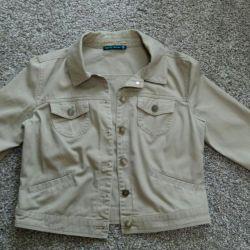 Jacket Scurt Jacket
