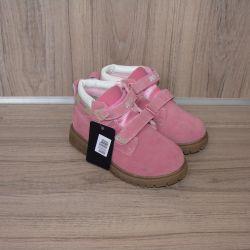 Pembe ayakkabılar p.27 (iç taban 17.5 cm)