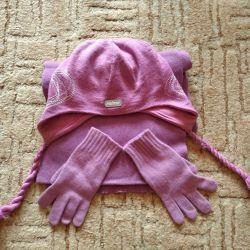 Set Reima hat and scarf