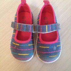 Ayakkabılar neredeyse yeni
