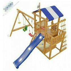 Новая детская площадка Бретань