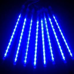 Гирлянда «Тающие сосульки» светодиодная