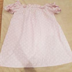 Λεπτό μέγεθος φόρεμα s-m