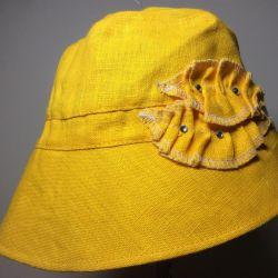 Шляпка позитив, арт 040, размер 55-57