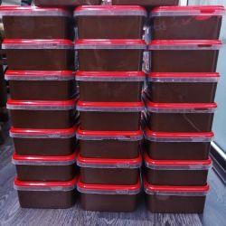 Δοχείο πολτού σοκολάτας Nutela 1 kg
