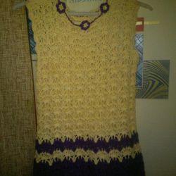 2-5 yıl manuel çalışma + 2 hediye elbise