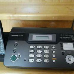 Phone fax Panasonic new!