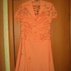 Summer suit 48-50