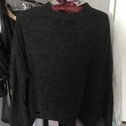 H & M Bat Sleeve Sweater