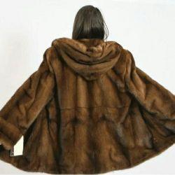 New mink coat 50-52