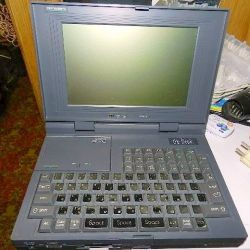 Rare Microsystems MS-21C-E laptop