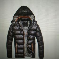 Winter jacket, new, 46-48