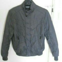 Gray jacket (spring-autumn)