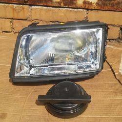 Headlight Left + Right Audi Audi 100