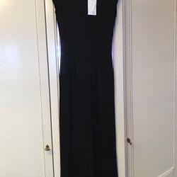 Классическое чeрное платье 44-48