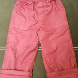 Άνοιξη παντελόνι.