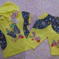 Yeni kıyafetler