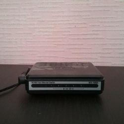 D-link des-1005a switchboard