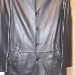Genuine Leather Cloak