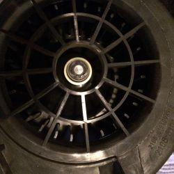 Motor heater 24 volt