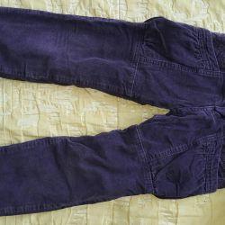 Fleece pantolon.