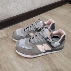 Spor ayakkabı NB s.36