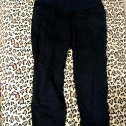 Capri pants for pregnant women 48 size