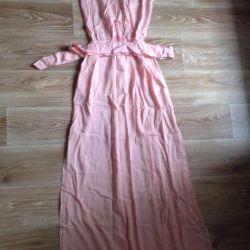 Yeni uzun elbise