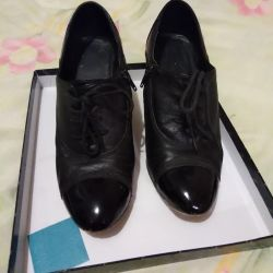 Boots 38 leather