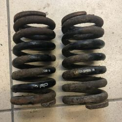 TRD springs for coilovers ID 63 14 K
